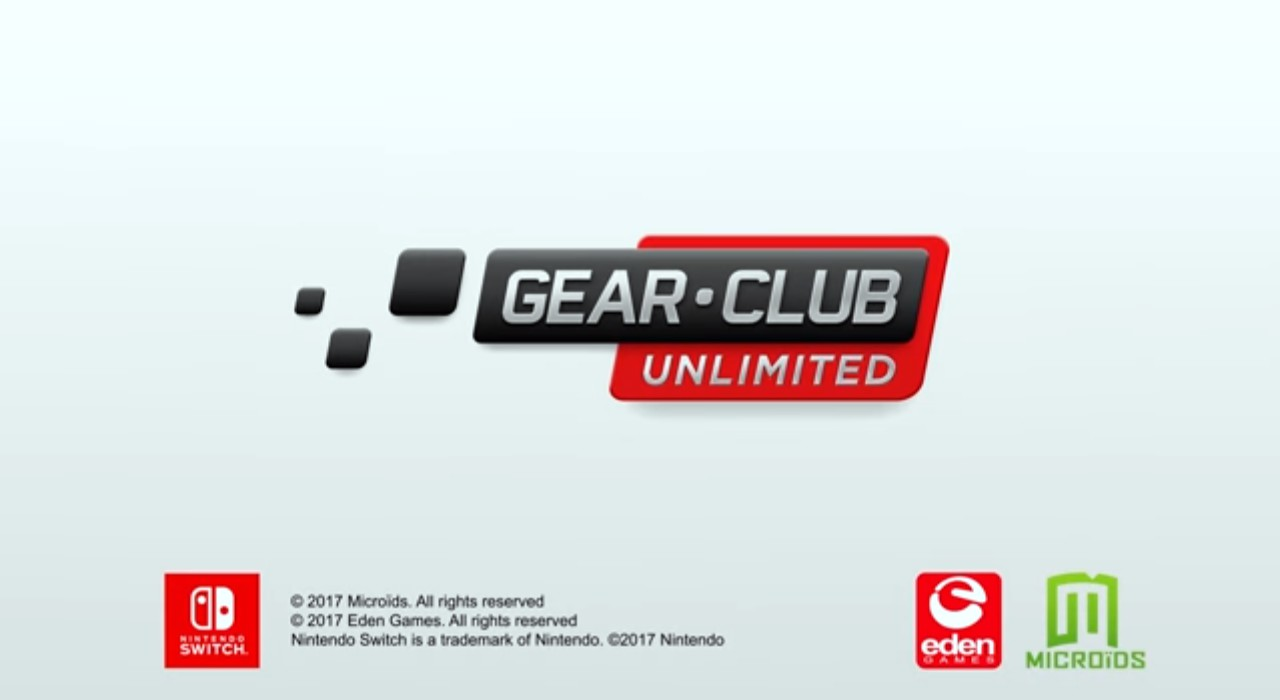 microids announces gear club unlimited on nintendo switch. Black Bedroom Furniture Sets. Home Design Ideas