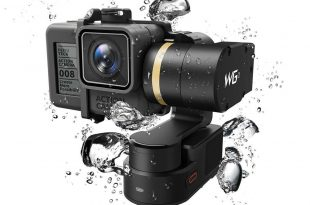 Gimbal for Action Cameras