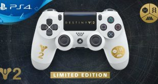 Limited Edition Destiny 2 Dual Shock 4
