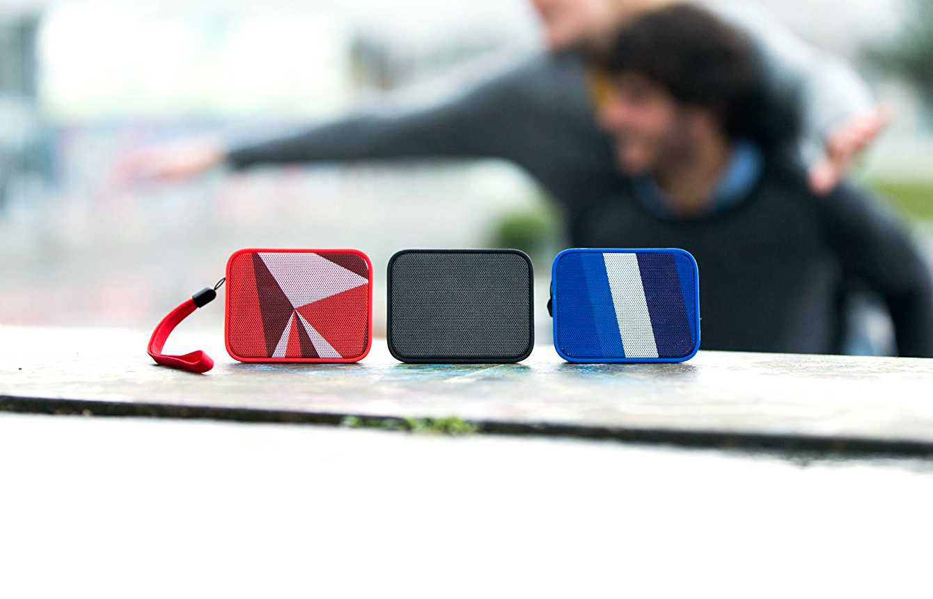 Philips PixelPop Portable Wireless Speaker