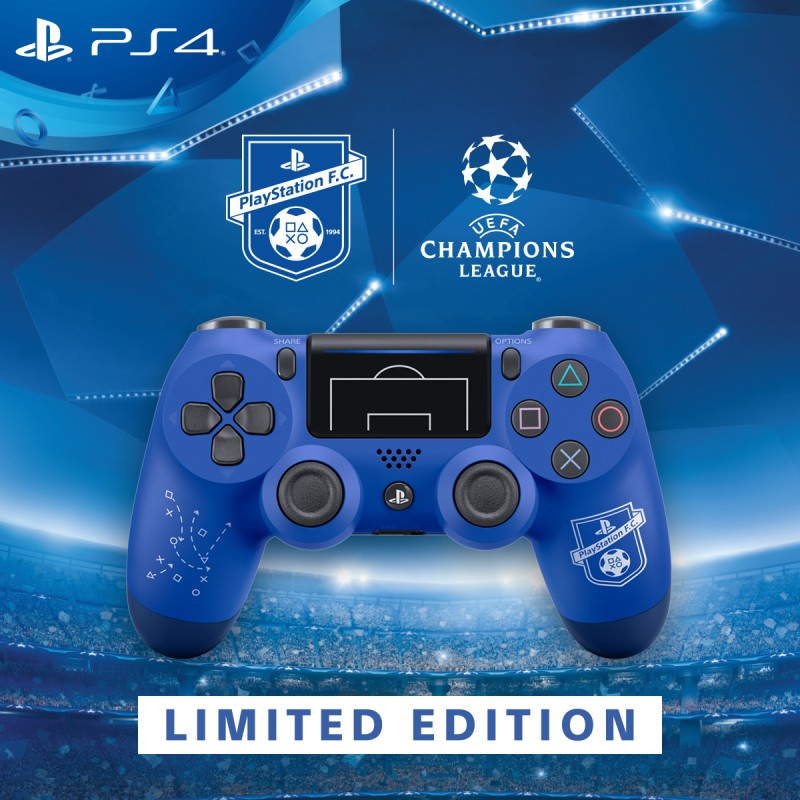 PlayStation F.C. Dual Shock 4