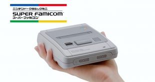 Super Famicom Classic Mini Video
