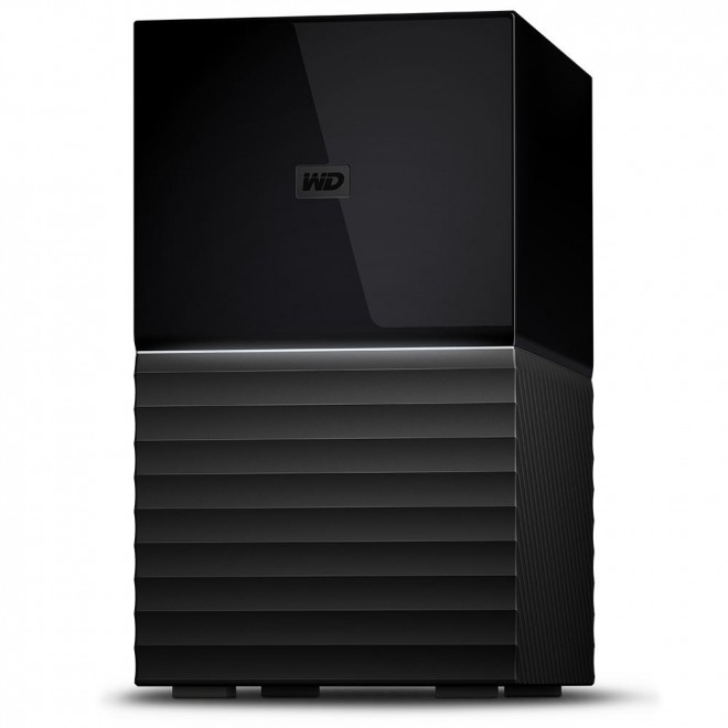 WD My Book Duo Desktop Storage System