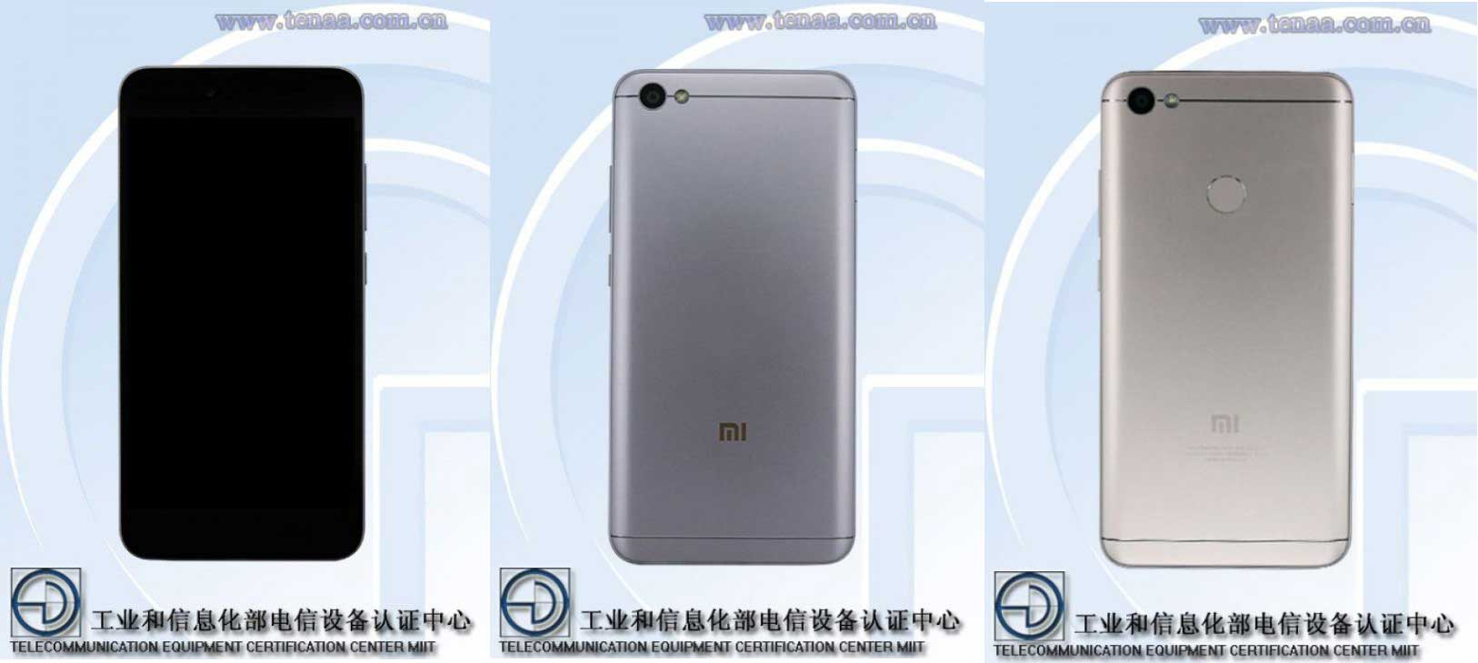 Xiaomi Redmi Note 5A Specifications