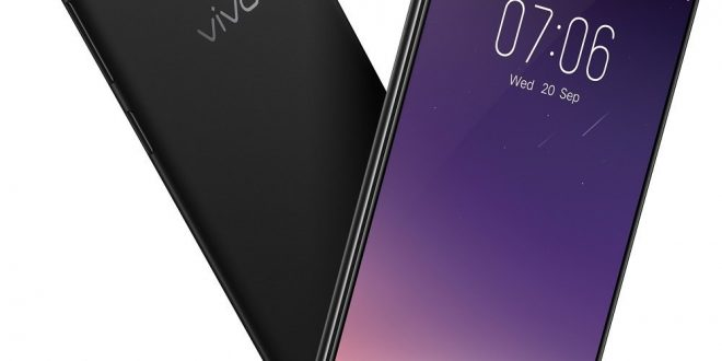 Vivo V7 Plus With 24 Mp Front Camera 5 99 Inch Fullview Display Announced