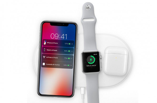 Apple AirPower Charging Pad Wireless Charging
