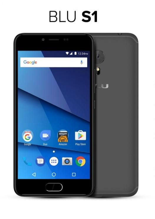 BLU S1 price in usa