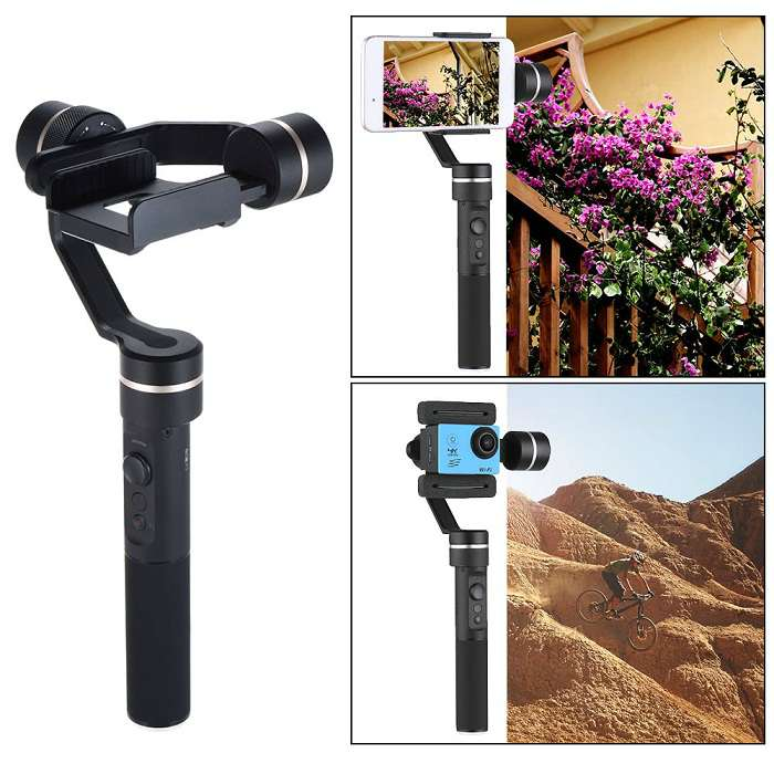 FeiyuTech SPG 3-Axis Gimbal for Action Cameras