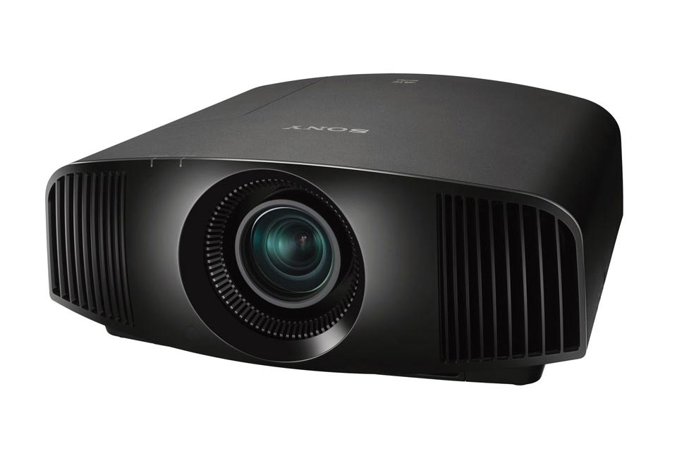 Sony 4K HDR Projectors