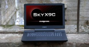 Eurocom Sky X9C Specifications