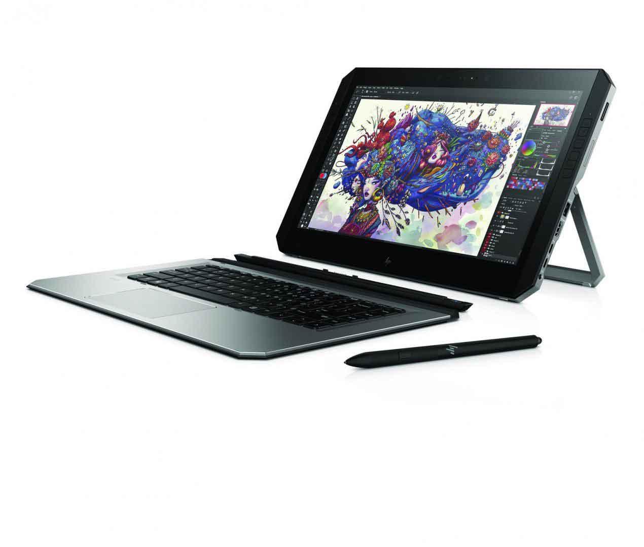 HP ZBook x2 workstation