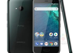 HTC U11 Life Brilliant Black