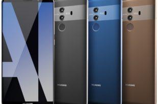 Huawei Mate 10 Pro price in usa