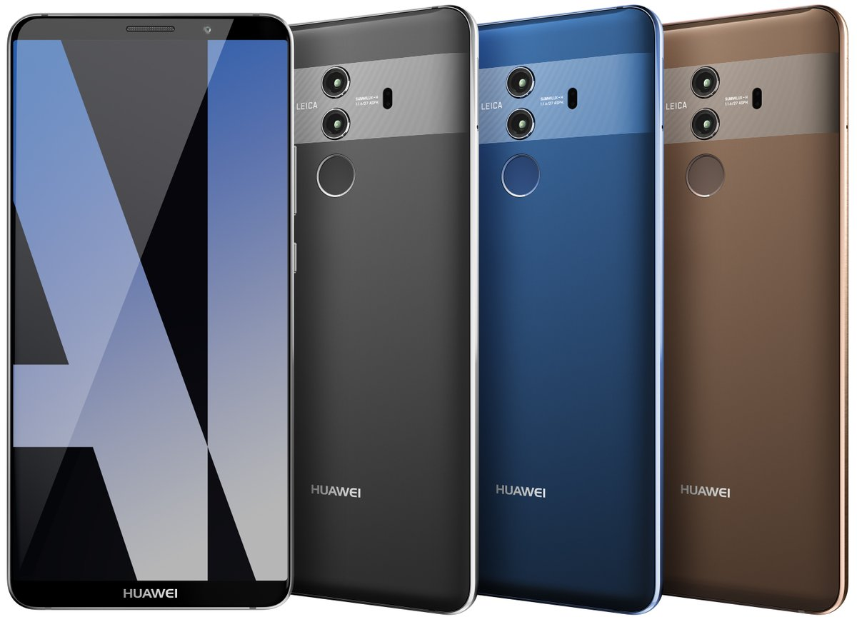 Huawei Mate 10 Pro price in usa