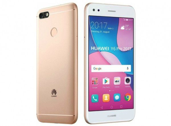 Huawei Y6 Pro 2017 Specifications