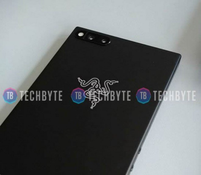 Razer Phone With Dual Rear Camera