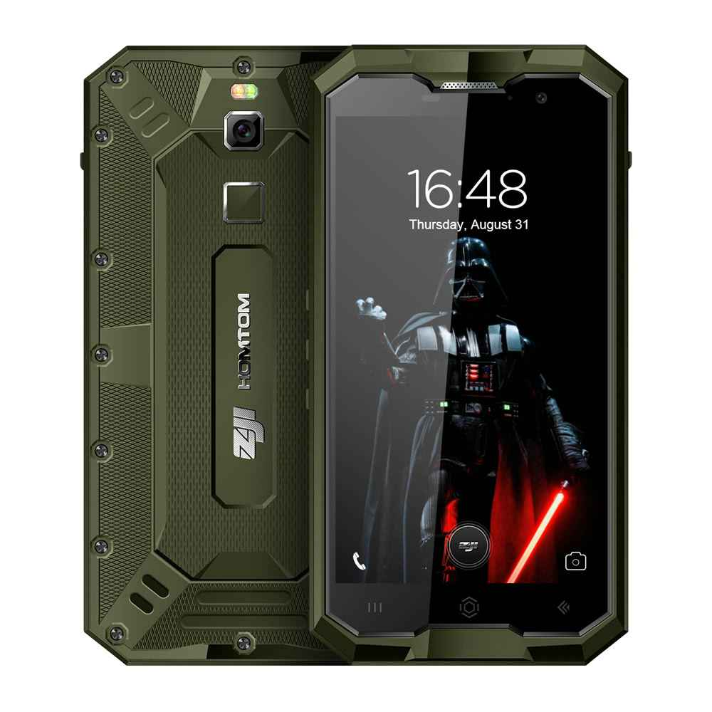 Rugged Phone HomTom Zoji Z8