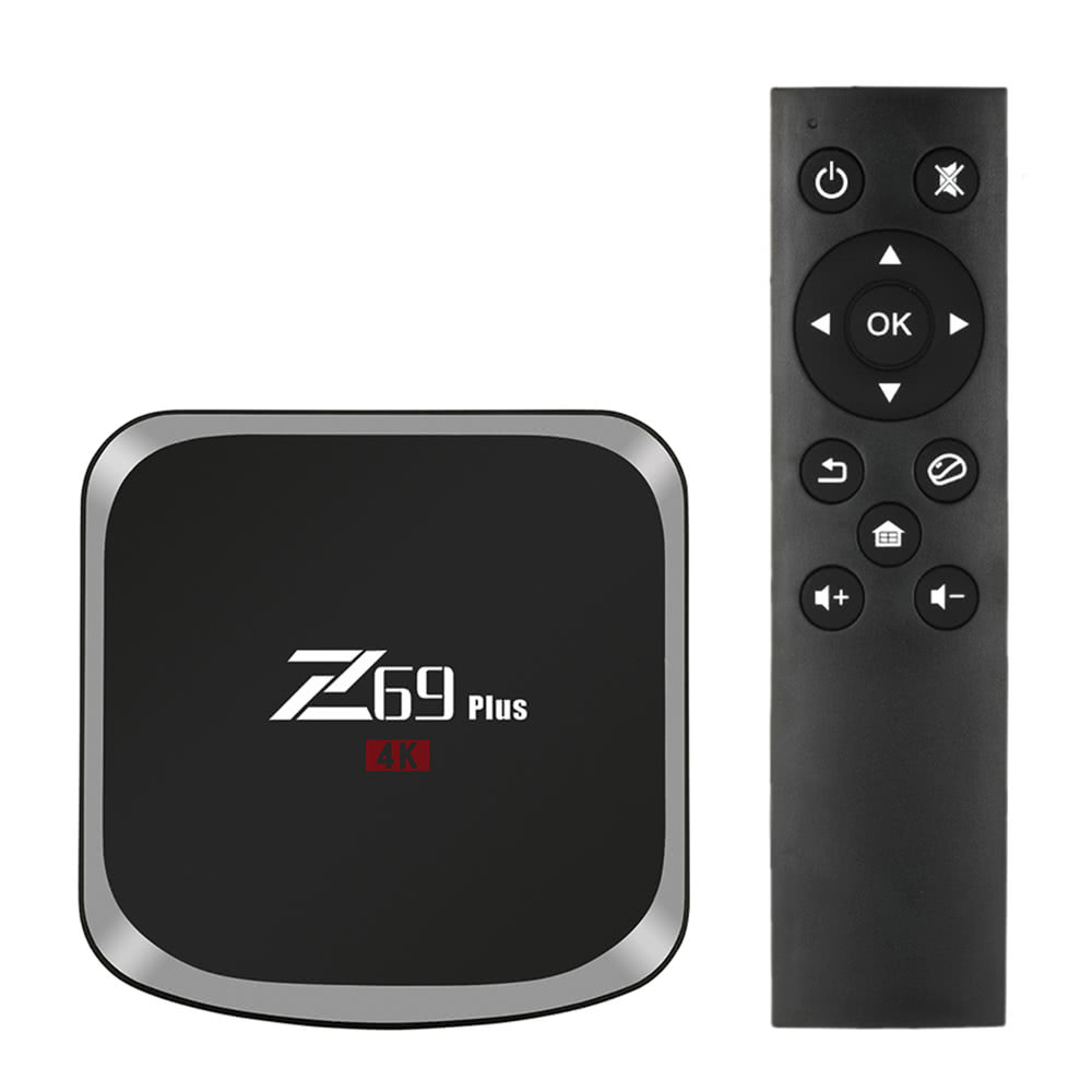 Z69 Plus Android TV Box 4K