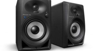 pioneer dm-40bt and dm-40bt-w Bluetooth Speakers