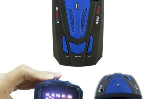 v7 vehicle radar detector