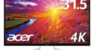 Acer ET322QK 32-inch 4K Monitor