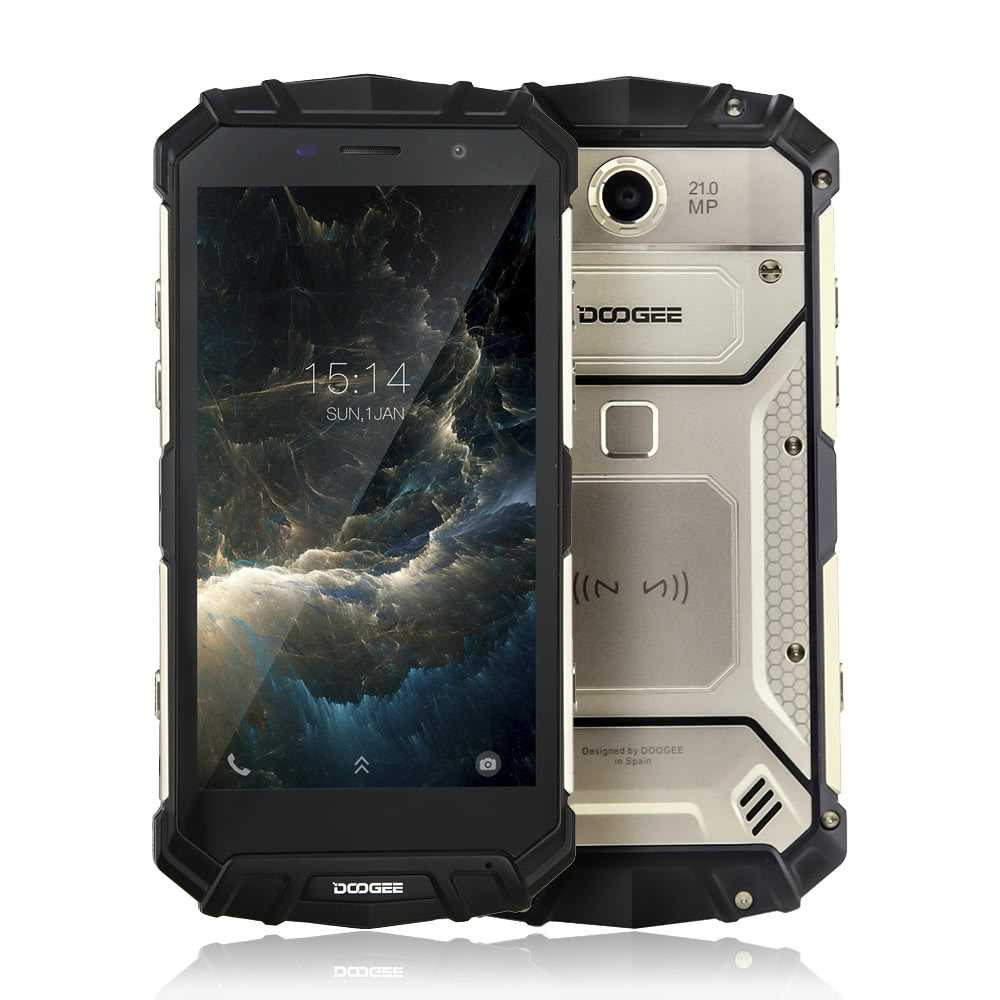 Doogee S60 IP68 Waterproof Rugged Phone