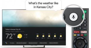 Google Assistant on Sony Android TV