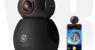 Insta360 Air 3K 360 VR Camera