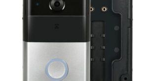 Kkmoon Wireless Doorbell Camera System