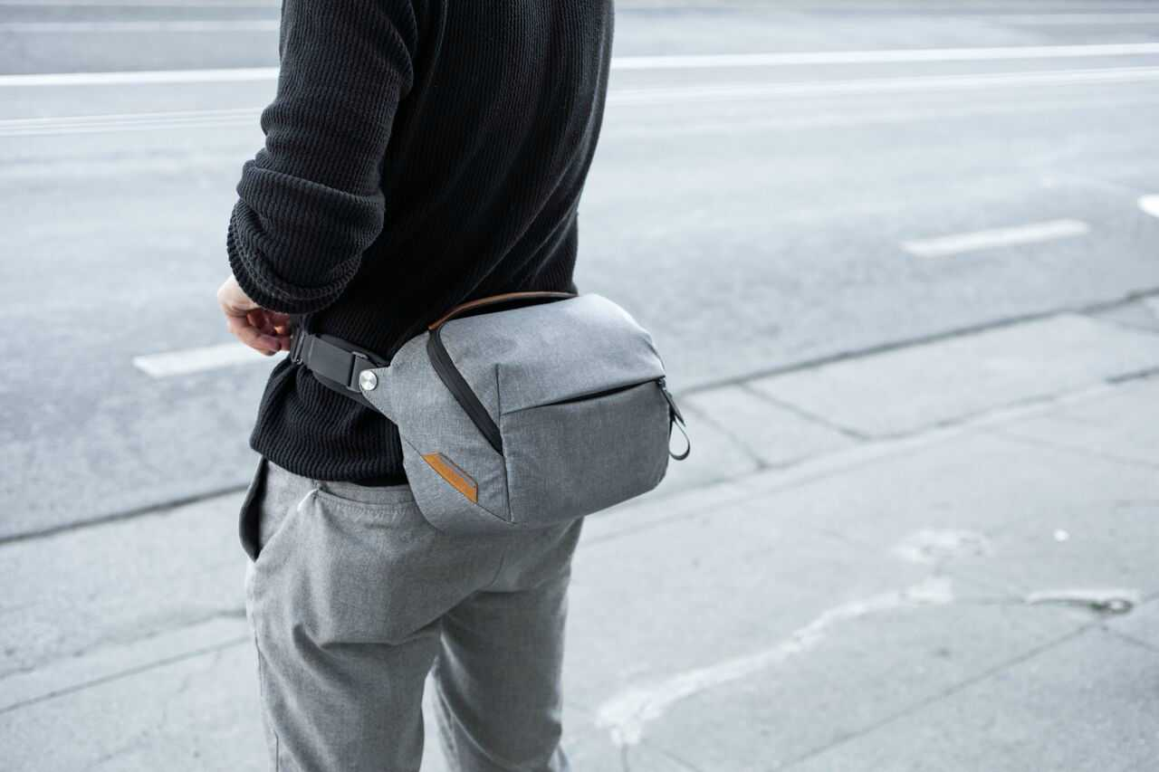 Peak Design 5L Everyday Sling Bag For Camera and Drone ...