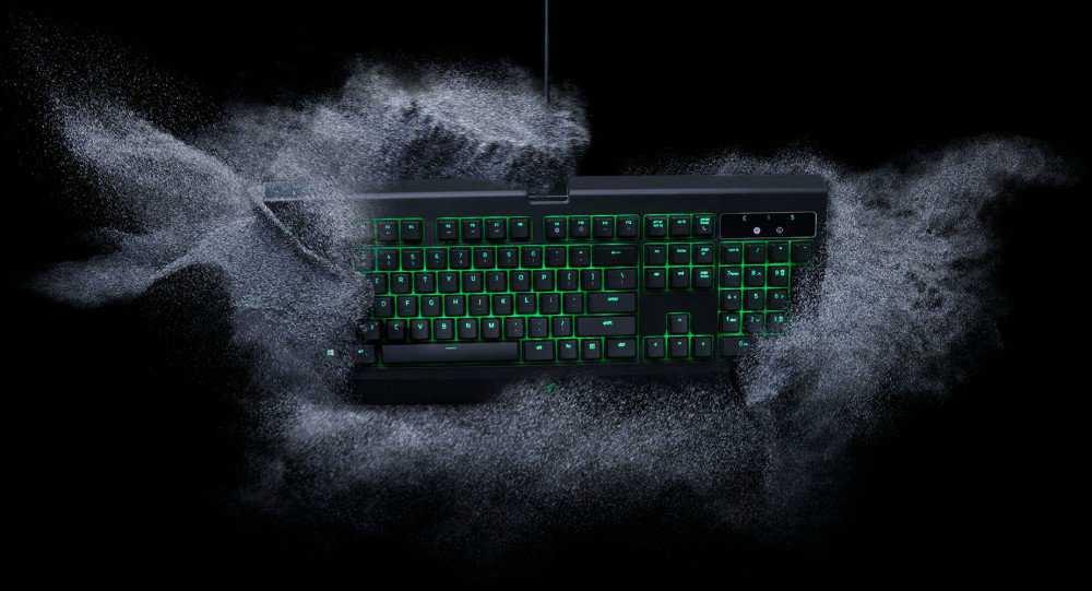 Razer BlackWidow Ultimate Gaming Keyboard