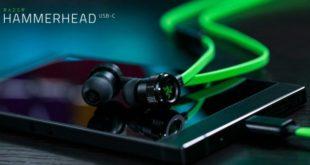 Razer Hammerhead USB-C Headphones