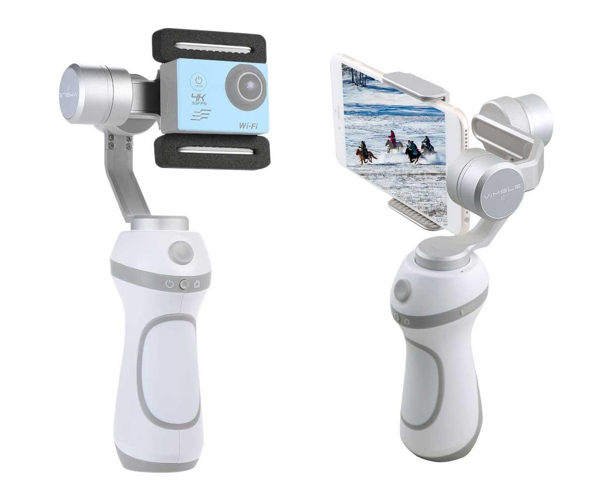 action camera gimbal