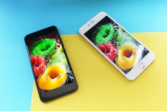 allcall madrid vs iphone