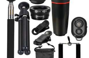 10 Pieces Mobile Phone Lens Kit