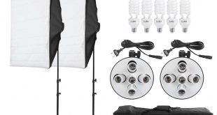 Andoer Photography Lighting Kit