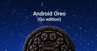 Android Oreo (Go Edition)