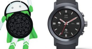Android wear update oreo