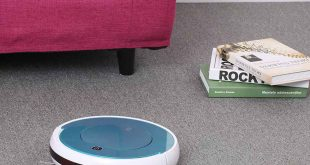 Homegeek Robotic Vacuum Cleaners