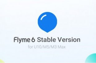 Meizu Flyme 6.2.0.0G Stable Update