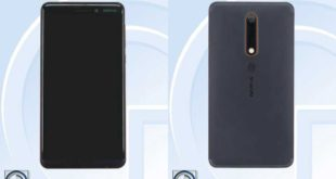 Nokia 6 2018 Specifications