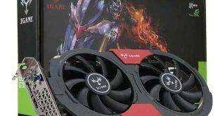 Nvidia Geforce GTX 1050 Ti graphics card