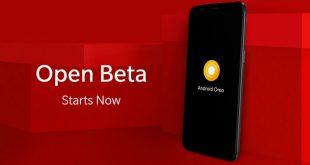 OnePlus 5T Android 8.0 oreo beta