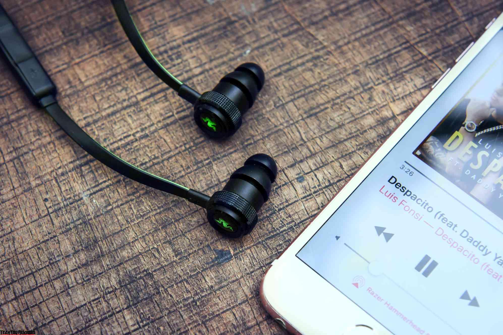 Razer Hammerhead BT Bluetooth Pairing