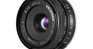 Veledge 32mm F1.6 lens
