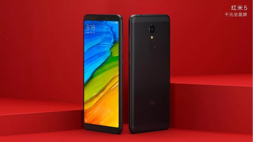 Xiaomi Redmi 5 price