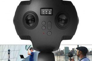 insta360 pro 8k 360 vr camera