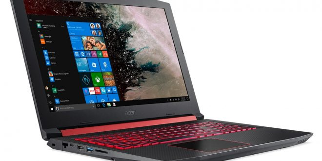 Acer Nitro 5 2018 Edition With Ryzen Cpu And Amd Rx560 Gpu At Ces 2018