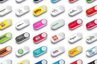 Amazon Dash Button Virtual Dash Buttons UK
