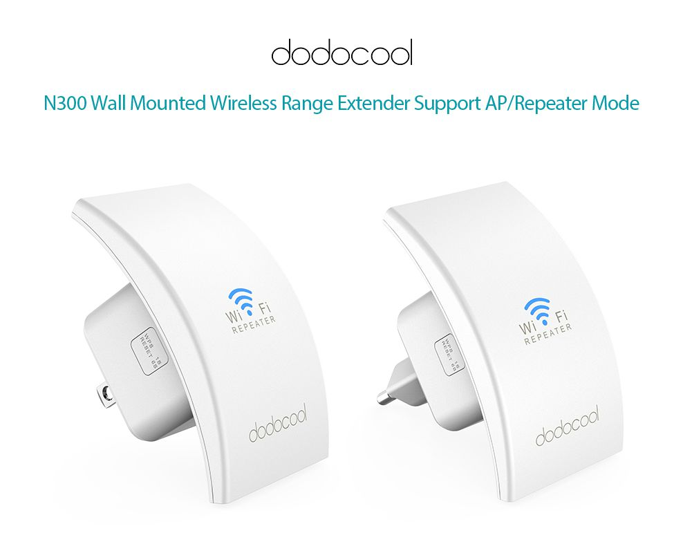Dodocool N300 Wireless Range Extender